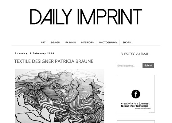 Daily Imprint Patricia Braune interview