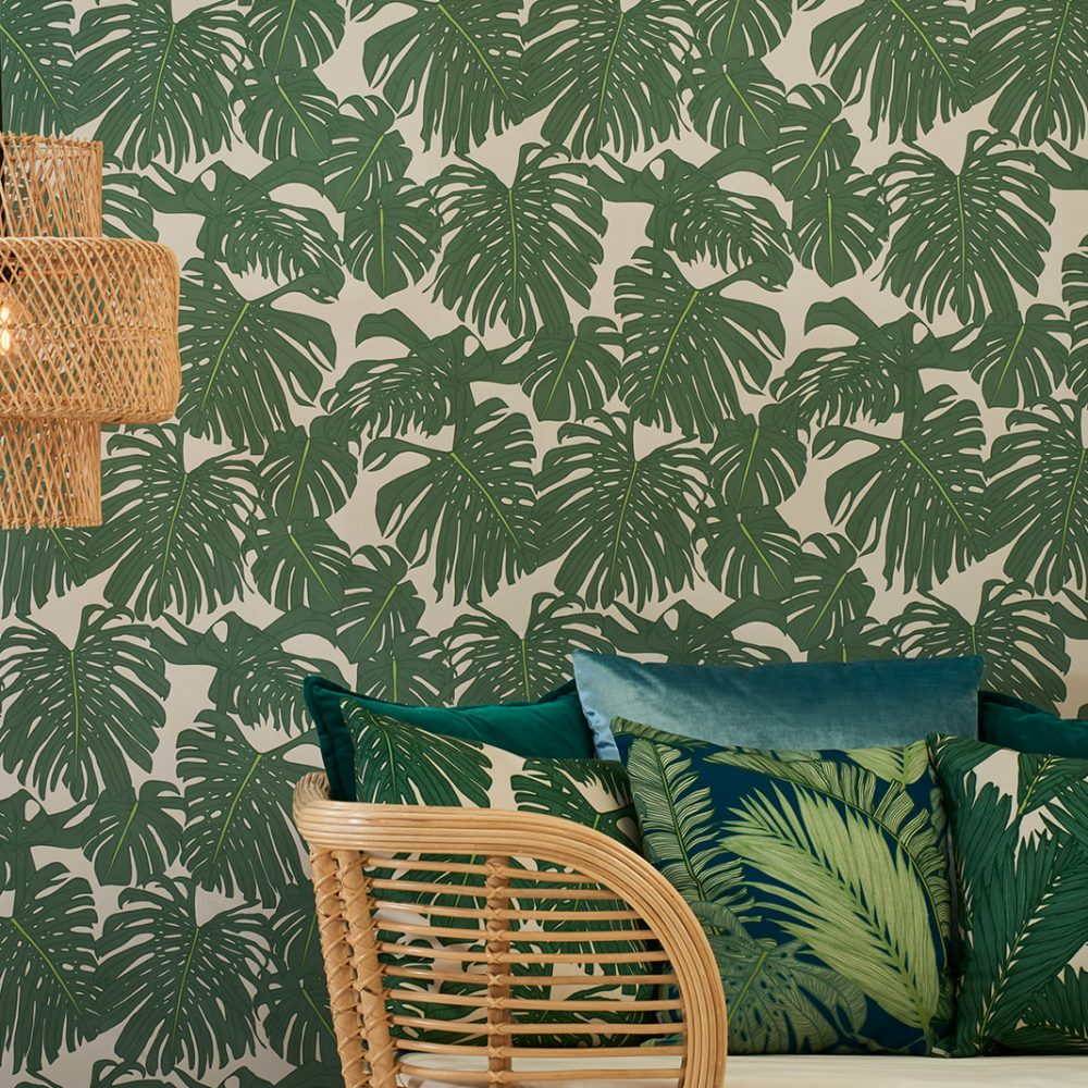 Deliciousness wallpaper and fabric by Patricia Braune