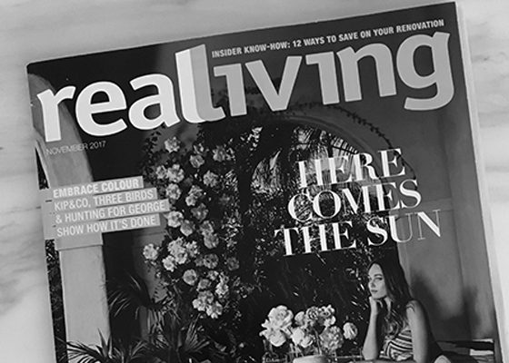 Real Living Magazine – November 2017