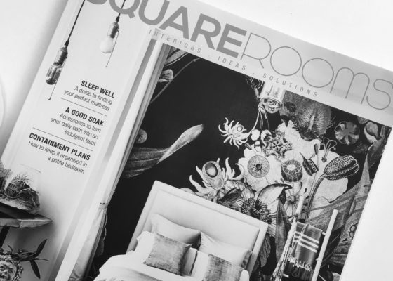 Squareroom Magazine February 2018