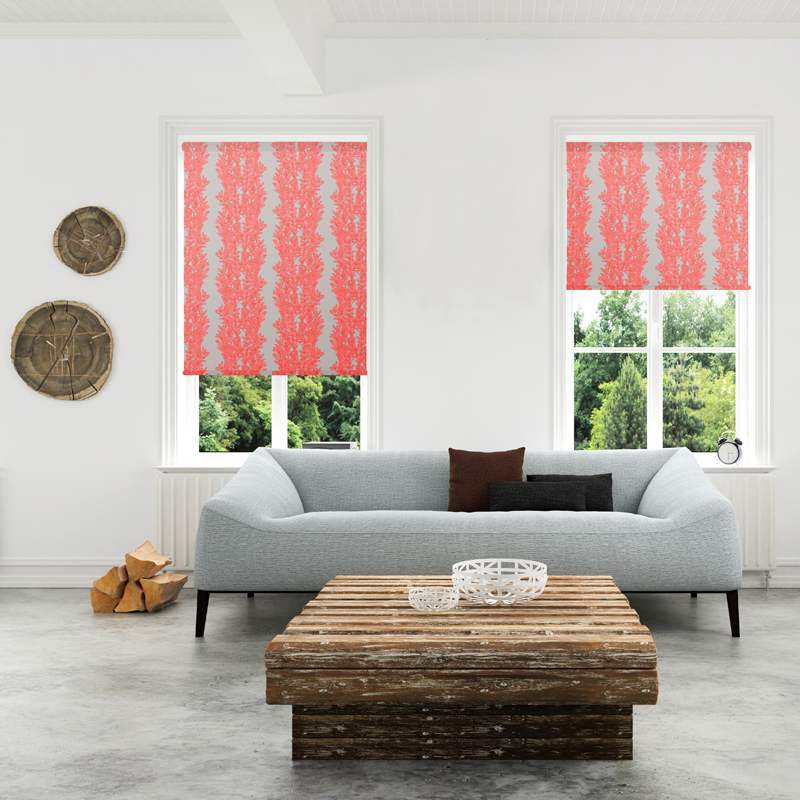 Florida Sunshine - Pop - Blinds in Print - Patricia Braune designs