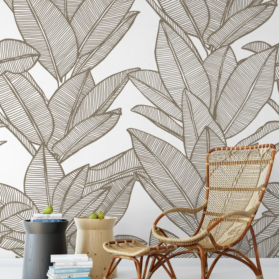 maggie_leaf_mural_double_panel_mocca_mock_up