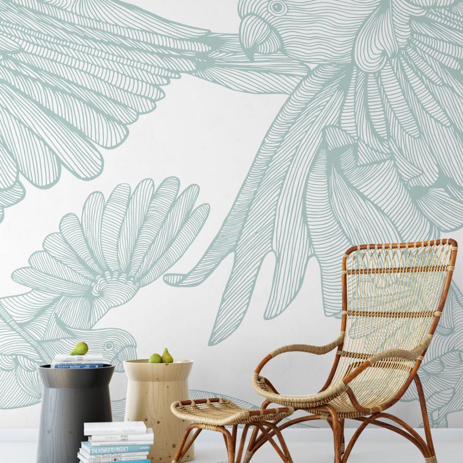 plumage_flight_mural_double_panel_duck_egg_mock_up