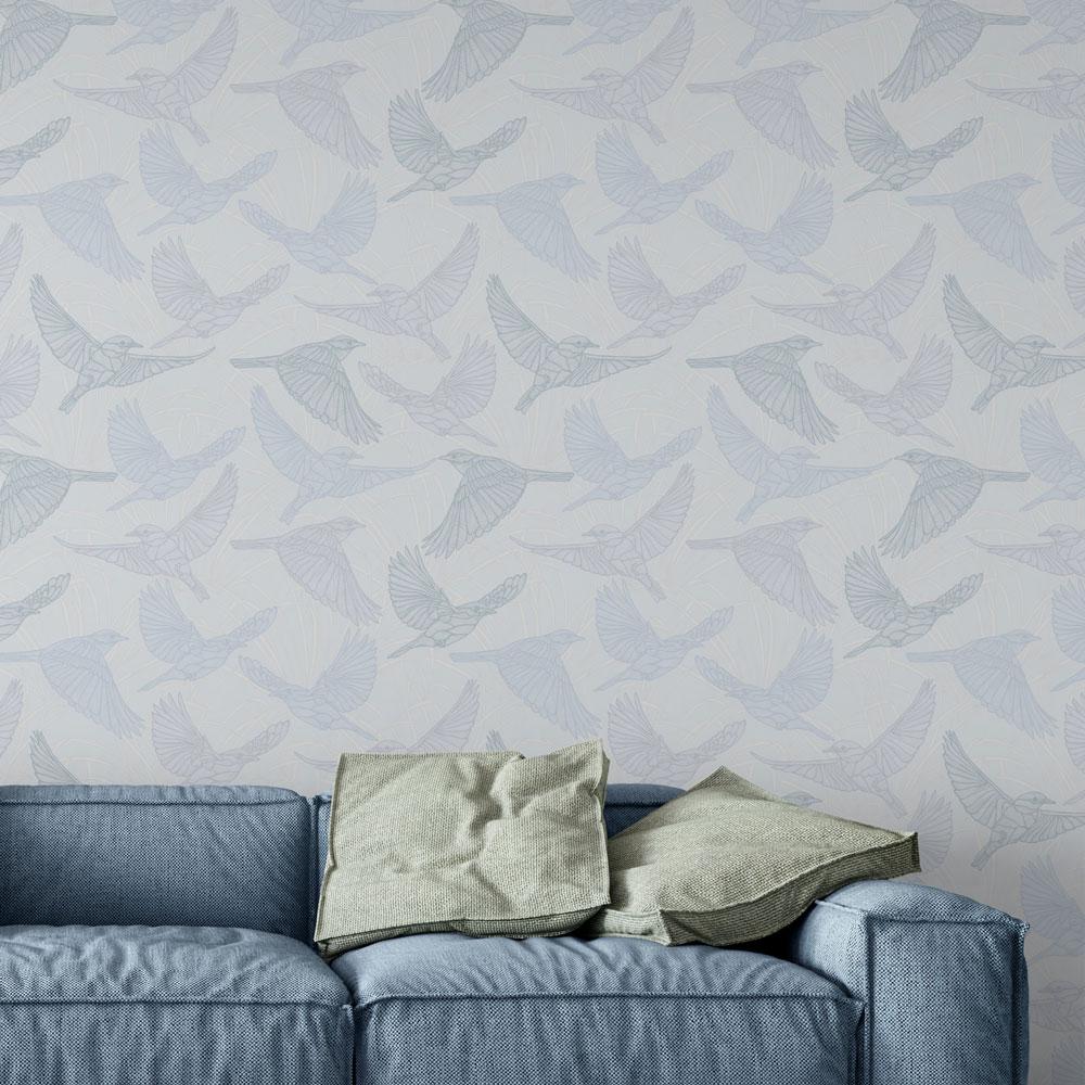 Blue Bird by Patricia Braune