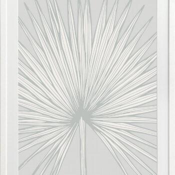 Nobilis-Palm-1-Tide - WHITE FRAMES