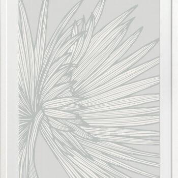 Nobilis-Palm-3-Tide - WHITE FRAMES